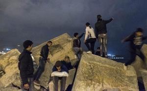 La llegada de menores migrantes solos a España crece más de un 60% en un año