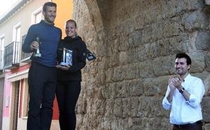 José Alberto Ferreras y Nélida Pardo vencedores del Desafío Stage de Medina de Rioseco