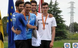 Carlos Iglesias repite podio nacional y consigue el bronce en el III Gran Premio de España