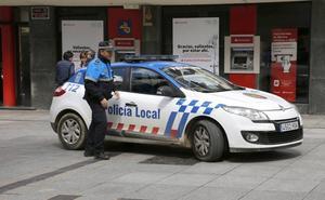 Denunciado en Palencia por conducir ebrio y con el permiso retirado