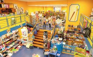 La librería Bruño escribe su última página en Valladolid