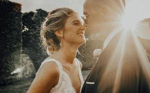 Risto y Laura celebran su primer aniversario de bodas
