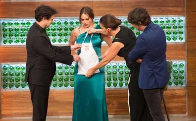 Eva González se despide de 'Masterchef', entre lágrimas