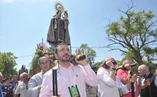 Romería de la Virgen del Carmen de Extramuros en Valladolid