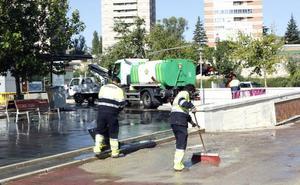 Aumentan en más de 750 las quejas de los vecinos por el servicio municipal de limpieza