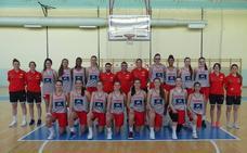 Las selecciones femeninas U17 y U18 de baloncesto comienzan a preparar en Íscar el mundial y el europeo
