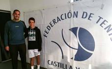 El salmantino Carlos Sierra se clasifica para el Nacional individual y por selecciones