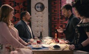 'El intercambio' se estrena en el Teatro Calderón