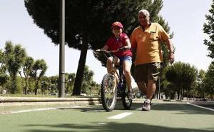 El acceso norte a la ciudad tendrá un paseo peatonal y un carril bici hasta El Helmántico
