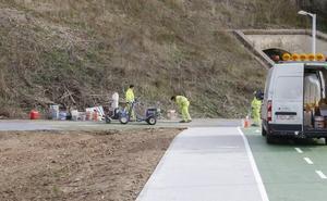 Comienzan las obras del carril bici que conectará la ciudad con Cabrerizos