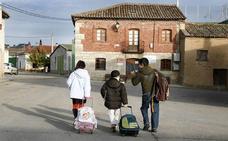 Dieciséis municipios de Valladolid prevén tener menos de diez alumnos en sus aulas