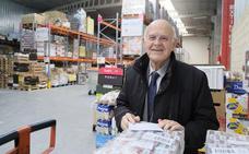 El Banco de Alimentos de Valladolid espera llegar a los 80.000 kilos en la campaña de junio
