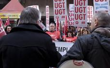 Los sindicatos confían en que el pacto salarial avance gracias a la movilización