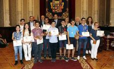 Los mejores alumnos de matemáticas en Palencia