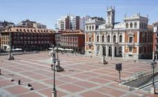 1.800 coches diarios dejarán de invadir la Plaza Mayor de Valladolid tras su peatonalización
