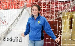 Cecilia Cossío continua en el Aula Alimentos Valladolid una temporada más