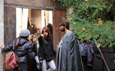 Se estrena 'La Catedral del Mar', rodada en Segovia