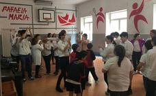 Los colegios Rafaela María y El Pino, de Fundación Personas, unidos por la música y la danza