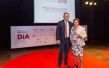 Grupo DIA entrega el 'Premio Trayectoria' a una franquicia abulense