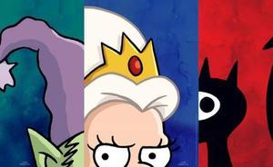 Así es la nueva serie de Matt Groening, el creador de 'Los Simpson'