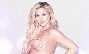 Khloe Kardashian, criticada por su rápido regreso a los gimnasios tras dar a luz