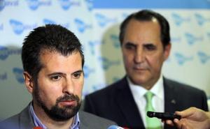 Tudanca asegura que la condena de Merino demuestra que Castilla y León está en el «foco de la corrupción» del PP