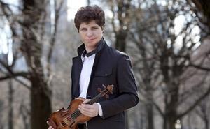 Hadelich y el concierto que prueba a los violinistas