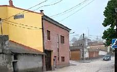 Fuertes granizadas en la provincia de Valladolid