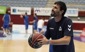 Asier de la Iglesia, jugador con esclerosis múltiple, el 8 de junio en Palencia