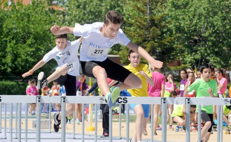 Deporte Base del 19 y 20 de mayo. Valladolid