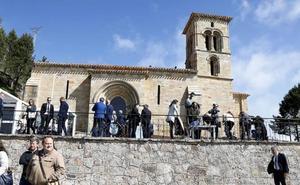 Una línea de autobús comunicará la capital con Aguilar para favorecer las visitas a Las Edades