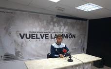 Cortés: «Hay que marcar y ganar el partido, pero sin volvernos locos»