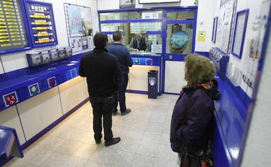 La Lotería Nacional deja un premio de 60.000 euros en Valladolid
