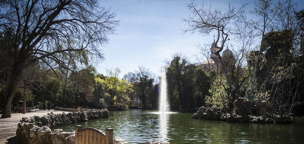 El Ayuntamiento de Valladolid destina 300.000 euros a mejoras en el parque del Campo Grande