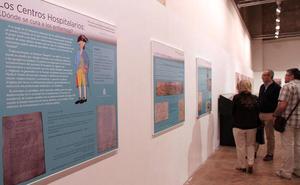 La Alhóndiga muestra la historia de los hospitales de Segovia