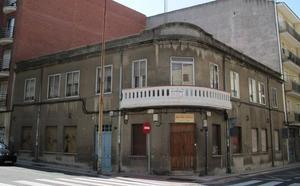 Piden catalogar y proteger un edificio construido en la época del ensanche de la ciudad