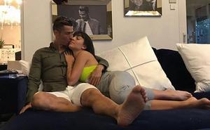 Georgina Rodríguez y Cristiano Ronaldo podrían estar 'embarazados'