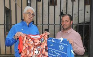 José Luis Segovia, nuevo entrenador del CD La Granja