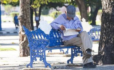 Los pensionistas de Castilla y León recibirán en julio una 'extra' de 75 euros de media