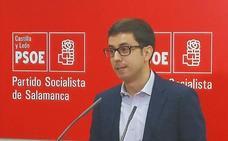 José Luis Mateos anuncia su precandidatura a la alcaldía de Salamanca por el PSOE