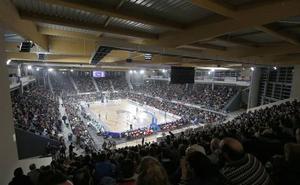 La nueva iluminación para espectáculos del Pabellón de Palencia costará 100.000 euros