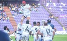 Final de la Liga de Rugby en el estadio José Zorrilla
