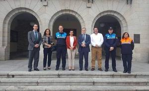La Oficina de El Espinar colabora en la búsqueda de un joven desaparecido en Torremolinos