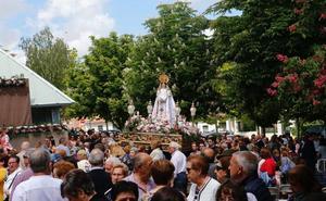 Roban las joyas de la Virgen de la Salud poco antes de su procesión