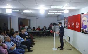 Mateos suspende a Mañueco con un cero y se erige como «la única alternativa» del cambio