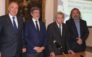 Alencart y Cabero, en el jurado del Premio de António Salvado de Castelo Branco