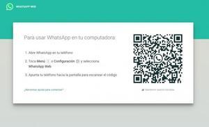 ¿Sabes si te están espiando WhatsApp? Mira cómo evitarlo