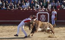 El medinense Cristian Moras gana la primera eliminatoria de la Liga del Corte Puro en Benavente