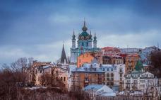 Kiev, la sorprendente ciudad de las cúpulas doradas