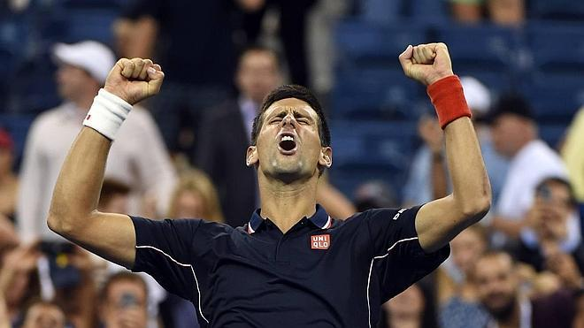 Djokovic y Serena Williams, en 'semis' del US Open